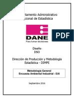 Metodologia EAI-01 V3