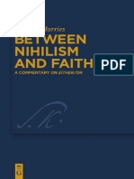 Kierkegaard - livro - Between Nihilism and Faith - A Commentary on Either Or.pdf