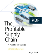 The profitable Supply Chain by Ramnath Ganesan