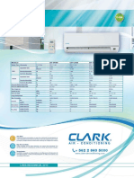 Especificaciones Tecnicas Split Muro 2017 Clark