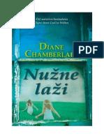 Diane Chamberlain - Nužne Laži