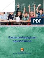 Bases Pedagogicas Agustinianas ESP
