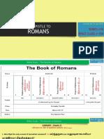 Class 104, Romans Series 18