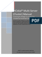 Vicidial Multi-Server Manual by Poundteam v1 1