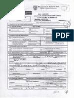 Licencia Modalidad A