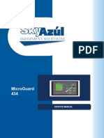 Microguard 434 Troubleshooting Manual SkyAzul