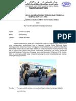 Laporan Perkhidmatan Bas Ke Lapangan Terbang Dan Stesen Bas Sempena Cuti Raya Cina Feb 2015