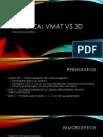 vmat vs 3d lung tx plan presentation