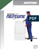 Maytag Neptune Manule Service