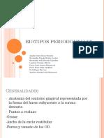 Biotipos Periodontales