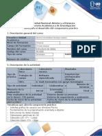 Guía Para El Dearrollo Del Componente Práctico