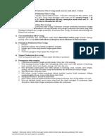 Petunjuk Teknis Pemberian Obat Cacing Untuk Sasaran Anak Usia 1-4 Thn
