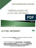 General Ida Des de La Ley Del Infonavit