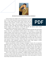 Biografi Panglima Besar Jenderal Sudirman