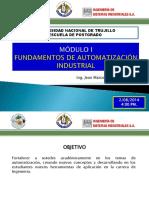 Módulo I - Fundamentos de la Automatización Industrial.pptx