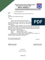 Surat Undangan KAPRODI NERS