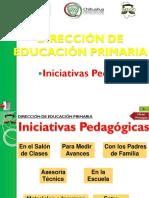 Iniciativas Pedagógicas de Abril