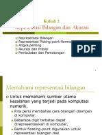 [2]Representasi Bilangan