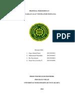 Proposal Pengadaan Revisi