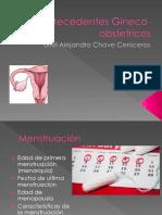 Antecedentes Gineco-obstetricos.pptx