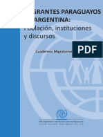 Migrantes Paraguayos en Argentina