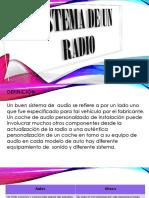 Sistema de Un Radio