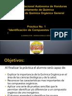 3. Identificacion de Compuestos Organicos