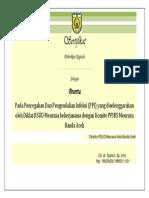 Sertifikat Ppi 2015
