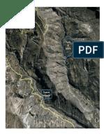 ubicacion sector tasata mayumayu - ubinas