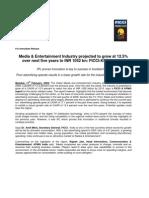 Press Release- FICCI Frames