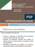 Determinantes de Salud