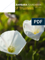 Trustee Bio Book