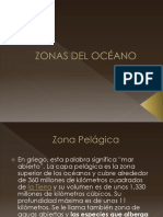 Zonas Del Océano