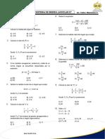 Sistema de Medida Angular 2- 5to Año