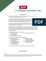 [Download] Ringkasan Kinerja Perusahaan Tercatat- Sektor Industri Dasar.pdf