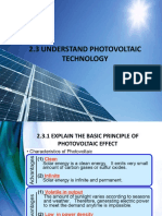 Principle of Solar Energy New Version Photovoltaic