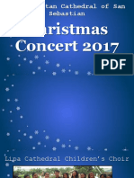 Christmas Concert 2017 Ppt