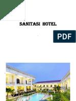 Sanitasi Hotel
