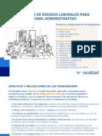 Prevencion Riesgos Laborales Para Administrativos
