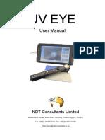 Uveye Manual