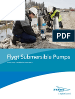 Flygt Submersible Brochure Us23