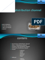 Postmo Distribution Channel