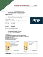 ZEDi USB Windows Driver Help Guide