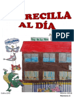 """""""Torrecilla al Día"""" Periódico Escolar (marzo 2018)"""