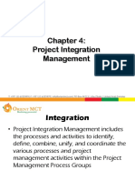 PMP Ch4 Project Integration Managment