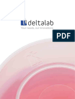 Deltalab 2017 katalog