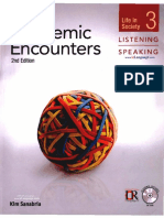Academic Encounters Listening & Speaking 3-SB