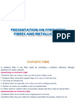 Synthetic Fibre