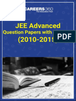 JEE Advanced Question Papers with Answers (2010-2015).pdf