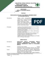 SK 13 Persyaratan Petugas Yang Berhak Memberi Resep